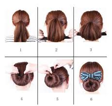 hair bun maker magic hair bun maker