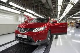 nissan dualis 2015 nissan qashqai reaches 500 000 production milestone in 21 months