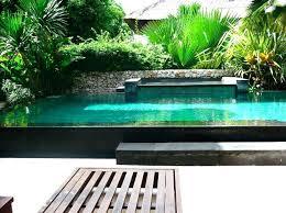 Small Garden Pool Ideas Small Garden Pool Designs Sinkhole Swimming Pool Rustic Design