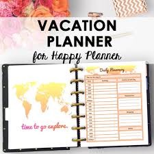 Connecticut travel journals images Travel planner printable travel journal for happy planner the jpg