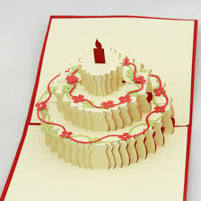 3d pop up birthday cake card 100 images birthday cake