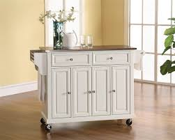 black kitchen island with stainless steel top stainless steel kitchen cart in white u new home