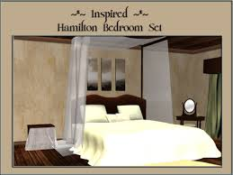 hamilton bedroom set second life marketplace inspired hamilton cottage bedroom set