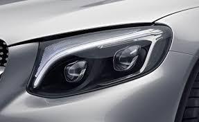 led intelligent light system mercedes benz glc class 2017 coupé technology bahrain