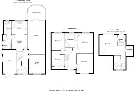 Westfield Floor Plan by 5 Bedroom Detached House For Sale In Finchfield Westfield Grove Wv3