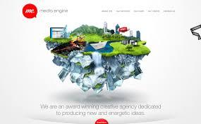 Creative Design Ideas by 20 Wonderful Design Heavy Websites Webdesigner Depot