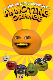 the high fructose adventures of annoying orange tv series 2012