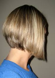 angled bob haircut pictures back view hairstyles ideas