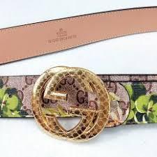 Flower Belts - louis vuitton belt for sale ioffer