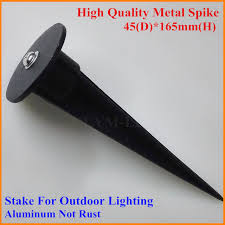outdoor flood light stake aliexpress com buy 15x l metal stake for led flood light l