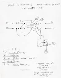 hermetico guitar wiring diagram mike richardson mod 03