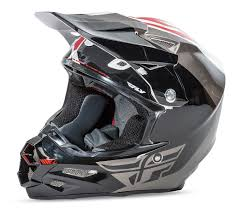 white motocross helmets fly racing f2 carbon pure helmet revzilla