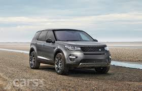 Land Rover Discovery Sport Gets Technology Upgrades For 2017 Cars Uk