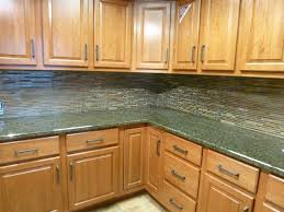 Slate Backsplash In Kitchen Slate Tile Backsplash Traditional Tile Cleveland By Al2650 Glass