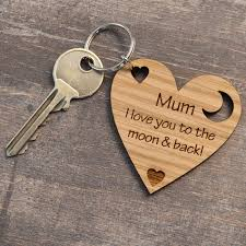 i you to the moon and back mothers day present gift for