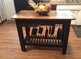 kitchen island tables table used as kitchen island small kitchen island table by