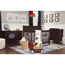 Convertible Cribs Walmart by Bedroom Cozy Parkay Floor With Dark Davinci Emily 4 In 1