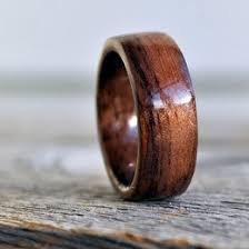 mens wood wedding bands wood ring ideas collections