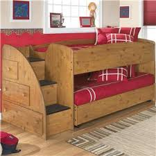 Sam Levitz Bunk Beds Signature Design By Stages Loft Bed With Caster Bed