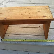 find more no low ballers please solid wood step stool childs