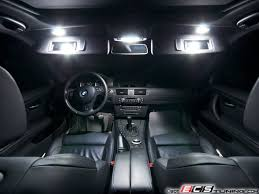 Interior Car Led Light Kits Ecs News Bmw E90 Led Interior Lighting Kit