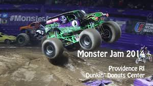 monster truck show discount code monster jam 2014 providence ri dunkin u0027 donuts center youtube