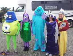 monsters inc costumes monsters inc costume