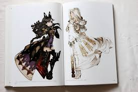 design works bravely default design works the of bravely 2010 2013 so