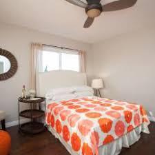 Orange And White Bedroom Photos Hgtv