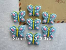 butterfly for hair aliexpress buy rena min order 6 mix order blue
