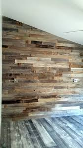 Cedar Wood Walls by Adding A Reclaimed Wood Wall Sustainable Lumber Company