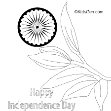 coloring pages of independence day of india independence day pictures to color