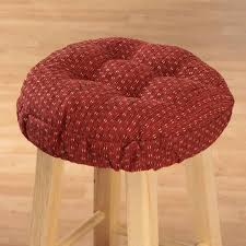 bar stool chair pads swivel bar stools stool seat covers round