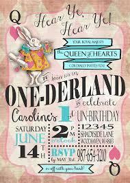 Kitchen Tea Invites Ideas Best 25 Alice In Wonderland Invitations Ideas On Pinterest