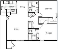 simple two bedroom house plans simple two bedrooms house plans for small home modern minimalist