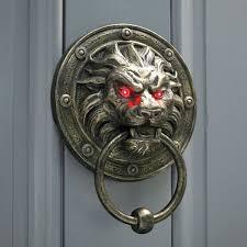 brass door knocker decoration med art home design posters
