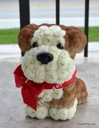 Dog Flower Arrangement Img 4606 детское Pinterest Shops