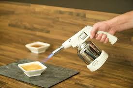 chalumeau pour cuisine les secrets de la crème brûlée galerie photos d article 3 3