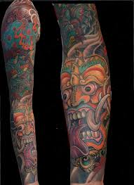 japanese tattoo tattoorium barong foo dog tattoos and drawings