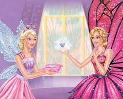 barbie mariposa fairy princess character barbie