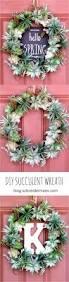 best 10 succulent wreath ideas on pinterest succulents garden