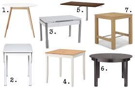 table pour la cuisine table de cuisine ronde affordable table cuisine bistrot ikea