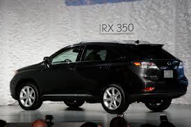 2010 lexus rx 350 hybrid review lexus rx 2010 live at la autoshow img 6 it u0027s your auto world