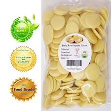 where to buy edible cocoa butter 2 lbs certified organic edible cocoa butter wafers for baking