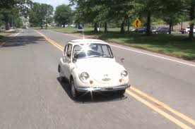 subaru 360 pickup cheap and ugly subaru revisits 360 on vintage garage w video