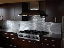 metal kitchen backsplash white mosaic glass metal kitchen mural stainless steel kitchen