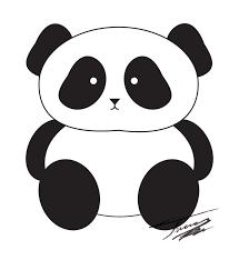 best cute panda clipart 71 clipartion com