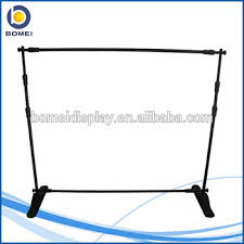 backdrop stands economic and portable telescopic backdrop stand adjustable banner