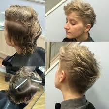 non hairstyles así atrás me quedaría así aún con pelo lacio en las ultimas