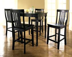 bar style dining tables pub style dining room table set pub style